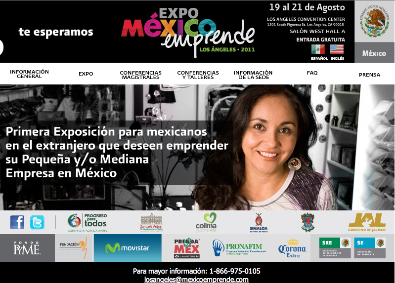 Mexico EMprende Los Angeles